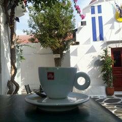 Photo taken at L'Unico Coffee Shop by Kostiantyn M. on 9/17/2012