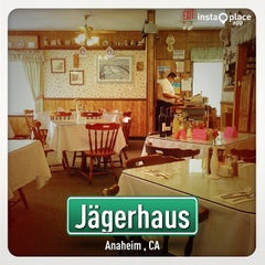 Photo taken at Jägerhaus by Onassis Y. on 4/22/2014