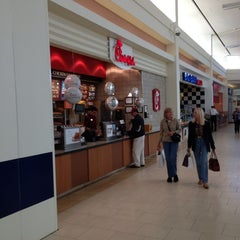Photo taken at Chick-fil-A by Jonathan S. on 10/11/2012