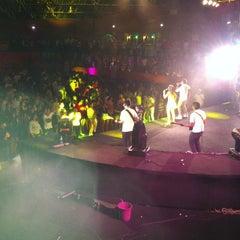 Photo taken at Arena Vip by Renata M. on 12/23/2012