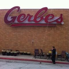 Photo taken at Gerbes Supermarket by Jen A. on 5/5/2013