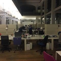 Photo taken at BETC Paris by Max H. on 11/7/2015