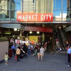 Photo taken at Market City by Karim on 2/6/2013