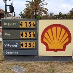 Photo taken at Shell by Karim on 6/23/2013
