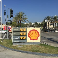 Photo taken at Shell by Karim on 11/9/2014