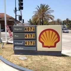 Photo taken at Shell by Karim on 7/4/2013