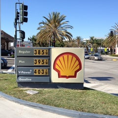 Photo taken at Shell by Karim on 10/14/2013