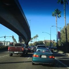 Photo taken at I-5 (Santa Ana Freeway) by Rich V. on 11/11/2012