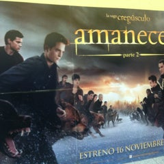Photo taken at Cines Sucre by Jose Maria N. on 11/24/2012