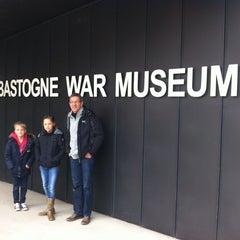 Photo taken at Bastogne Historical Center by Ingrid B. on 4/8/2014