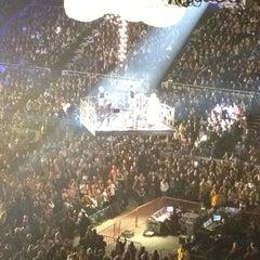 Photo taken at Nassau Veterans Memorial Coliseum by Hồng Loan on 12/1/2012