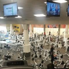 Photo taken at LA Fitness by Rafael M. on 4/23/2015