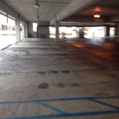 Photo taken at Henderson Parking Garage by Carl J. on 1/31/2016