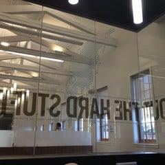 Photo taken at PJA Advertising + Marketing by Steve G. on 12/5/2012