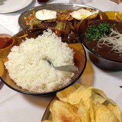Photo taken at Tabu Restaurante by Isabella M. on 8/23/2014