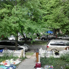 Photo taken at Woodruff Place Park by Aaron L. on 6/2/2013