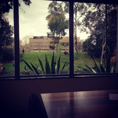 Photo taken at The Baillieu Library by Justyn K. on 9/7/2013