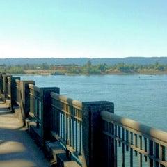 "Photo taken at Columbia River by David ""Antonio"" H. on 9/1/2013"
