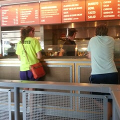 Photo taken at Chipotle Mexican Grill by Leah M. on 7/7/2013