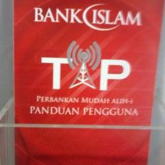 Photo taken at Bank Islam (M) Bhd by Judy Jannah A. on 2/19/2013