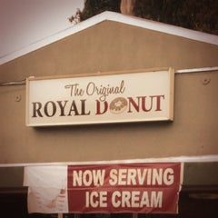 Photo taken at Royal Donut by Danny S. on 6/24/2013