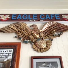 Photo taken at Eagle Cafe by Heath C. on 6/11/2013