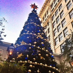 Photo taken at The Ritz-Carlton, New Orleans by Desha R. on 12/30/2012