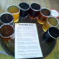 Photo taken at Seabright Brewery by Shanna A. on 5/16/2013