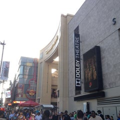 Photo taken at Dolby Theatre by Maurílio M. on 6/3/2013