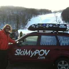 Photo taken at Middlebury Snow Bowl Ski Shop by Jack Q. on 1/13/2013