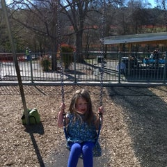 Photo taken at Barton Springs Playground by Brian T. on 2/15/2014