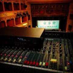 Photo taken at Teatre Principal by Josep H. on 12/16/2015