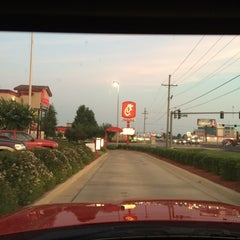 Photo taken at Chick-fil-A by Brian P. on 7/8/2014