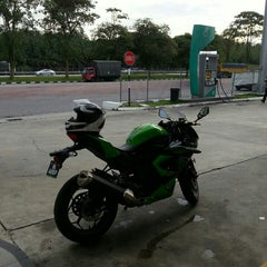 Photo taken at PETRONAS Station by muhammad a. on 4/30/2015