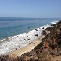 Photo taken at El Matador State Beach by Melissa G. on 6/22/2013