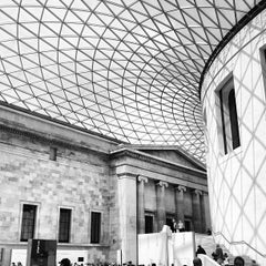 Photo taken at British Museum by Michael U. on 5/12/2013