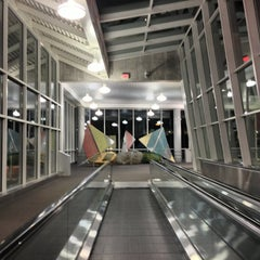 Photo taken at General Mitchell International Airport (MKE) by Aga A. on 5/16/2013