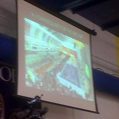 Photo taken at Monroe College - King Hall by andre r. on 10/11/2012