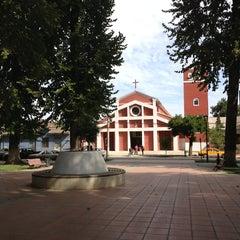 Photo taken at Plaza De Graneros by Milton S. on 3/16/2013