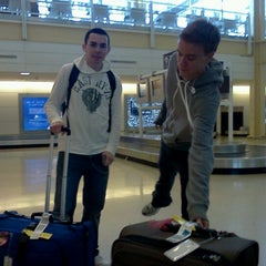 Photo taken at DCA Baggage Claim by Chad M. on 11/14/2012