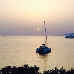 Photo taken at Hotel Poseidon by Farhana C. on 6/25/2014