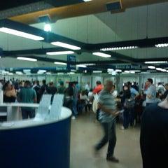 Photo taken at Poupatempo by Anderson M. on 10/6/2012