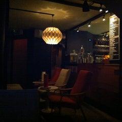 Photo taken at Lounge Bohemia by John N. on 1/15/2013