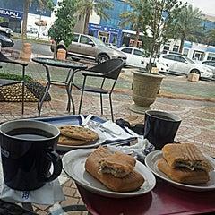 Photo taken at Wayne's Coffee by AbuSulaiman .. on 11/19/2012
