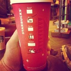 Photo taken at Starbucks by Jerry Z. on 11/4/2012