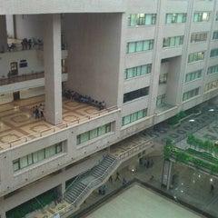 Photo taken at North South University by Rajiv A. on 10/4/2012