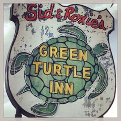 Photo taken at Green Turtle Inn by Laurence R. on 8/25/2013