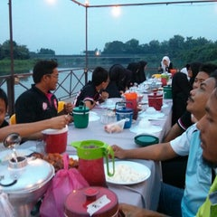 Photo taken at Old Village Restaurant @ Homestay by Shariful F. on 7/19/2013