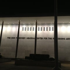 Photo taken at The John F. Kennedy Center for the Performing Arts by Michelle K. on 12/15/2012