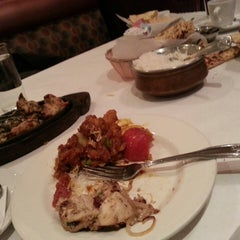 Photo taken at Himalayan Restaurant by Ted M. on 10/24/2013